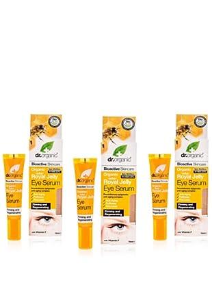 Dr.Organic Set 3 Crema para el Contorno de Ojos de Miel 15 Ml (u)