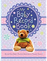 Baby Record Book (Baby & Toddler)
