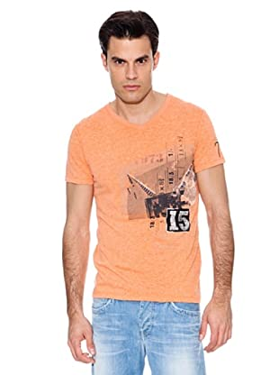 Pepe Jeans T-Shirt Cort (Orange)
