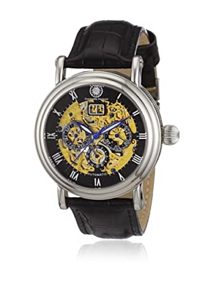 Constantin Durmont Reloj automático Unisex CD-SKEL-AT-LT-STST-BK  42 mm