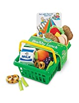 Pretend and Healthy Play Lunch Set