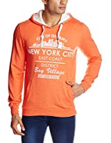 People Men's Cotton Sweatshirt
