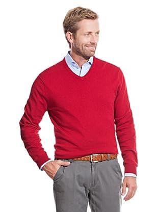 Cortefiel Jersey Coderas (Rojo)