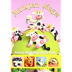 Marzipan Magic: Animal Modelling Made Easy