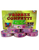 My Party Suppliers Frisbee Confetti / Hand throwing FLower Confetti ( Pack of 36 )