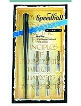 Speedball Calligraphy C-Style Lettering Set
