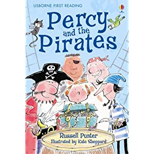 Percy and the Pirates - Level 4 (Usborne First Reading)