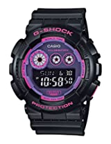 Casio G-Shock Digital Pink Dial Men's Watch - GD-120N-1B4DR (G538)