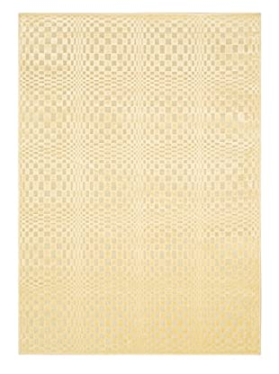 Braque Rug, Light Yellow, 5' 3