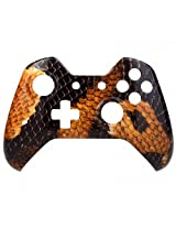 Xbox One Controller Golden Dragon Front Shell