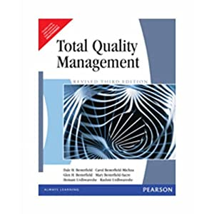 Total Quality Management (Old Edition)