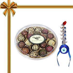 Belgium Chocolates - Special 18Pc Belgium Chocolate Box with Combo
