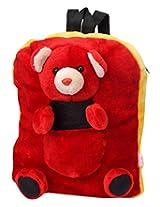 Tickles TEDDY SHOULDER BAG Soft Toy Plush Kids Birthday Gift 33 cm