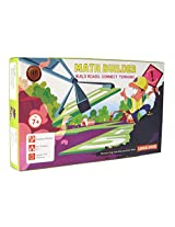 Math strategy board game - MATH BUILDER. Best gift for children Educational toy for boys and girls