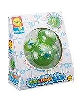 ALEX Toys Rub a Dub Blink and Float Turtle