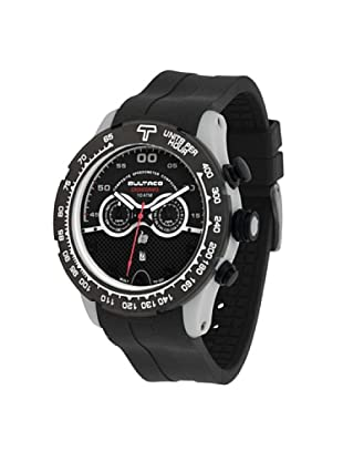 Bultaco H1PA48CSB2 - Reloj Unisex Negro