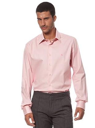 Caramelo Camisa Lisa (Rosa)