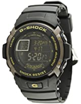 Casio G-Shock Digital Black Dial Men's Watch - G-7710-1DR (G223)