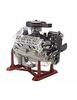 Revell 85-8883 1/4 Visible V-8 Engine Plastic Model Kit, 12-Inch