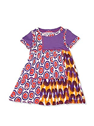 CUSTO GROWING Vestido Nine Talking
