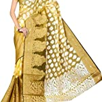 Woven Handloom Banarasi Silk Sari with blouse pc