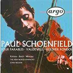 Schoenfield;Orchestral Works