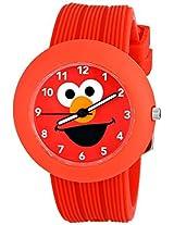 Sesame Street Sesame Street Sw614El Elmo Rubber Watch Case - Sw614El