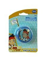 WeGlow International Jake and The Never Land Pirates Light Up Yo-Yo (3 Yo-Yos)
