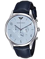 Emporio Armani Analog Blue Dial Men's Watch - AR1889
