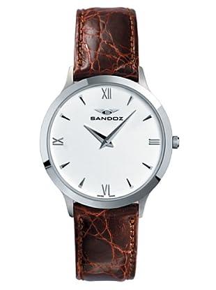 Sandoz 81217-00 - Reloj de Caballero de piel