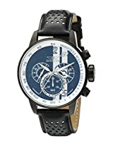 Invicta Analog Blue Dial Men's Watch - 19293