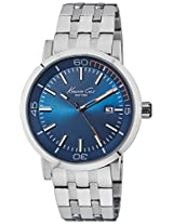 Kenneth Cole Dress Sport Analog Blue Dial Men'S Watch - 10020837