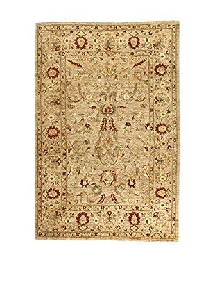L'Eden del Tappeto Teppich Zigler beige 271t x t183 cm