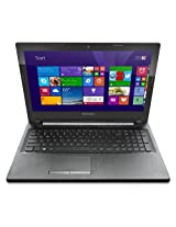 Lenovo G50 15.6-Inch Laptop (80E3007FUS) Black