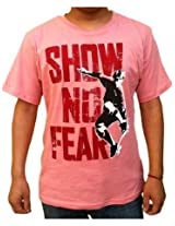 Show no Fear T shirts