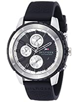 Tommy Hilfiger Chronograph Black Dial Men's Watch - TH1791194J