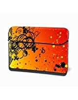 Theskinmantra Fun-a-ton Hydraflex Universal size Laptop Sleeve 15.6 inches