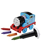 Fisher-Price My First Thomas the Train Thomas Bath Crayons