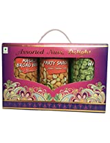 Tong Garden Gift Box, 540g (Set of 3)