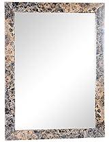 Friends Float Glass Wall Mirror (45.72 cm x 60.96 cm x 1.2 cm, FF009)