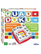 Ideal Quad Doku Board Game By Ideal