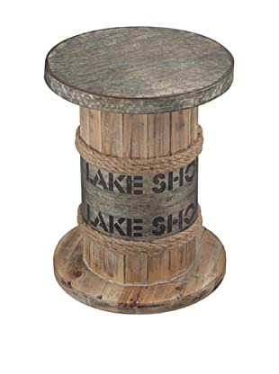 Artistic Lake Shore Stool