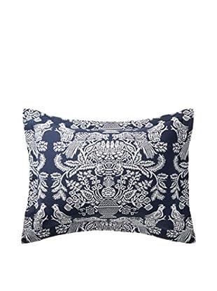 Belle Époque Wilmington Collection Sham (White/Blue)