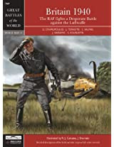 Squadron Signal Publications Britain 1940: The RAF Fights a Desperate Battle Against The Luftwaffe Book