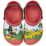 Crocs Kids Creative Mickey Whistles Mules and Clogs Sandal