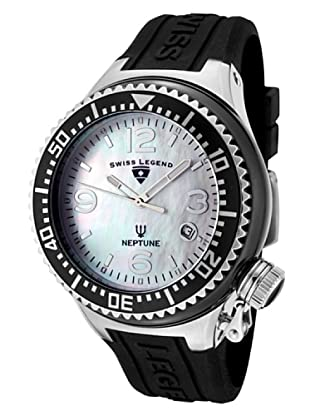 Swiss Legend Reloj Neptune Ceramic Negro