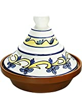 Reston Lloyd 91901 2-Quart Terra Cotta Tagine, Large