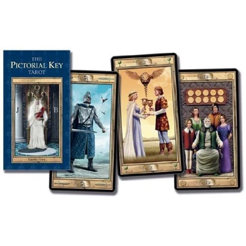 Amazon.co.jp - Pictorial Key Tarot/Tarot De La Clave Pictorica