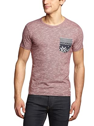 JACK & JONES T-Shirt (Burdeos)