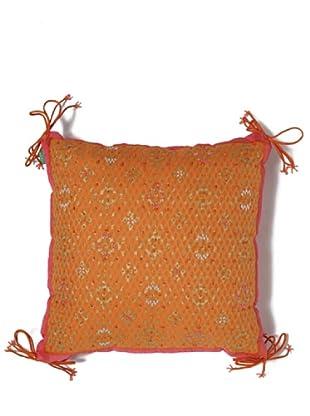 Svad Dondi Cojín Khari (Naranja)